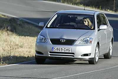 Toyota Corolla D4D 5p Sol