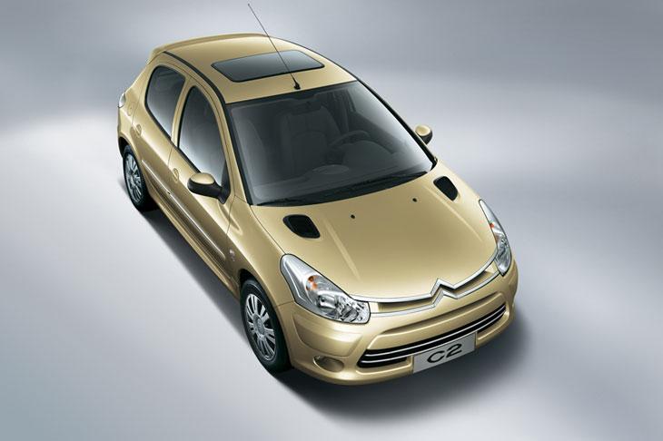 Citroën C2 China