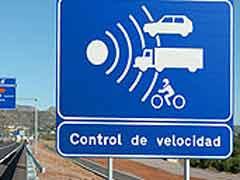 Peligro, el radar de los 213 km/h