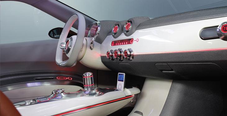 Hyundai Concept en Franckfurt