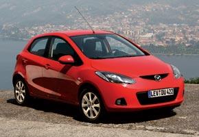 Nuevo Mazda 2: utilitario con diseño