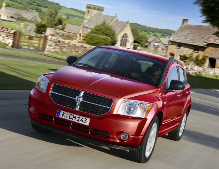 Nuevo Dodge Caliber, Diesel, para 2010