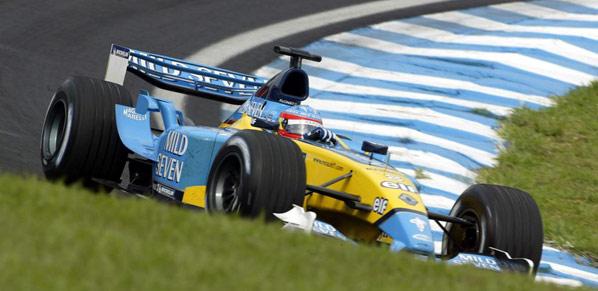 Tan seguros como un Fórmula 1