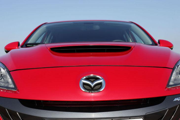 Mazda 3 MPS, al detalle