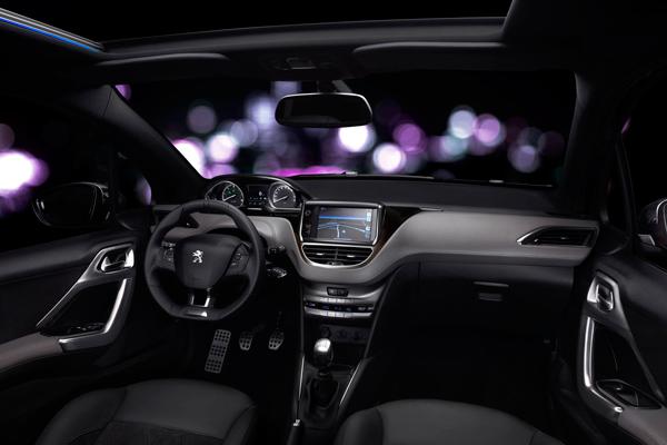 Peugeot 208 XY, el felino más lujoso