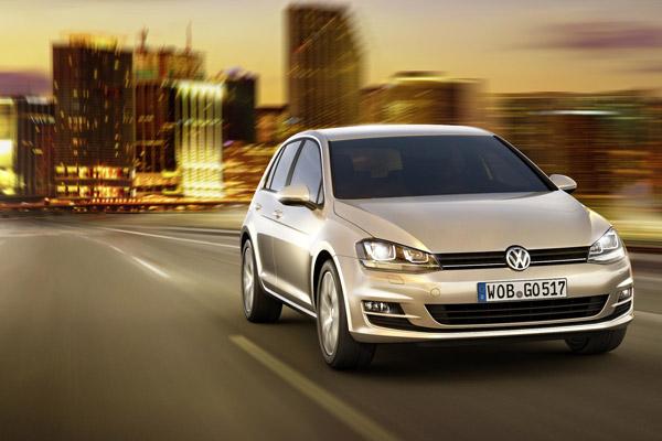 Volkswagen Golf VII Oficial