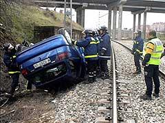 Balance 2005: 4.442 personas mueren en las carreteras