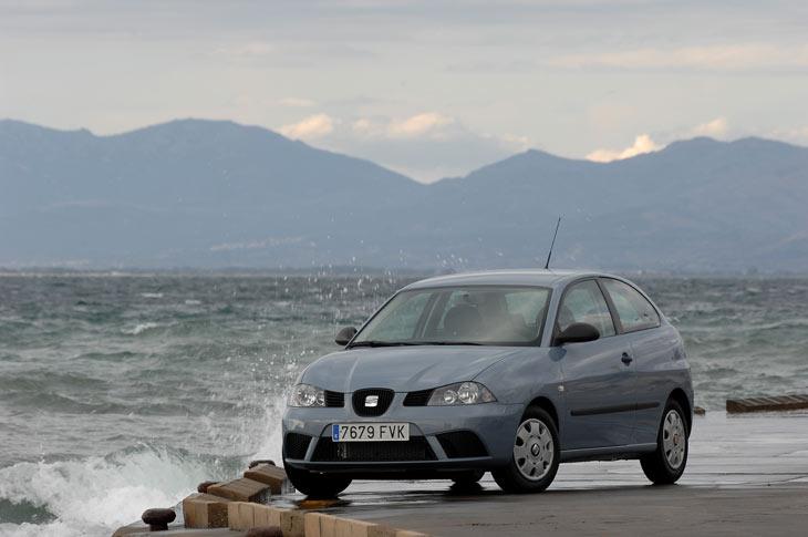 Seat Ibiza Ecomotive: primeras impresiones
