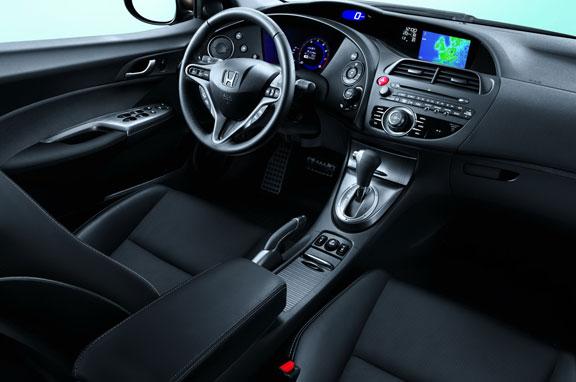 Honda Civic Restyling