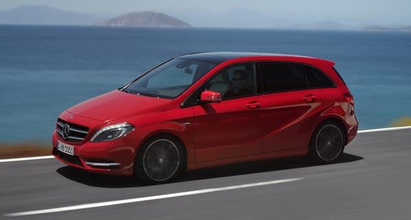 Precios del nuevo Mercedes Clase B