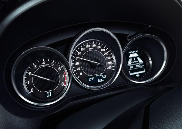 Conducimos el Mazda 6