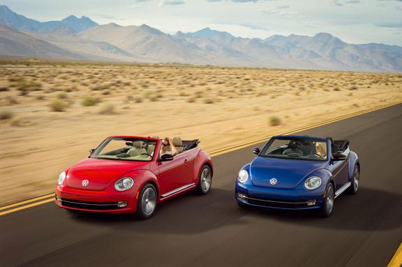 Nuevo VW Beetle Convertible