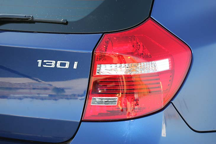 Audi S3 Sportback Vs BMW 130i (exterior)