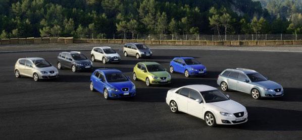 Nuevos motores para Seat Ibiza, León y Altea