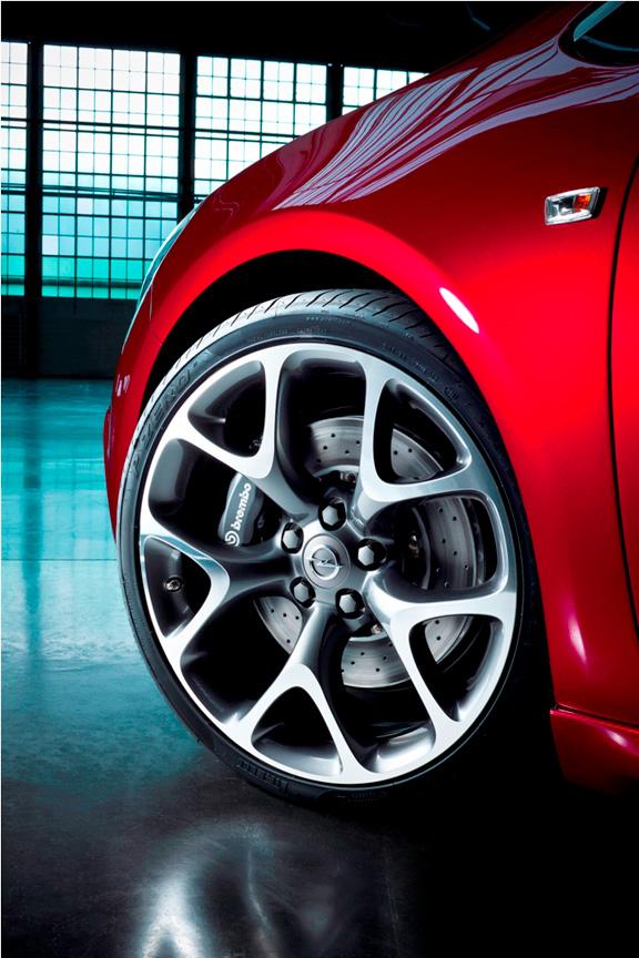 Nuevo Opel Astra OPC, 280 CV.