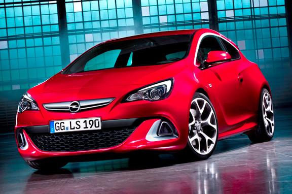 El Opel Astra OPC, al detalle