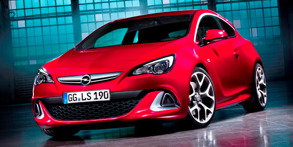 Nuevo Opel Astra OPC