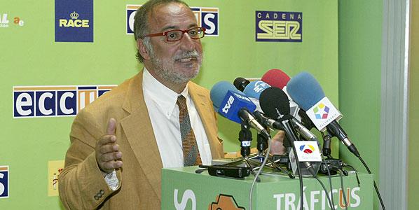 Pere Navarro: el carné por puntos no se cambia