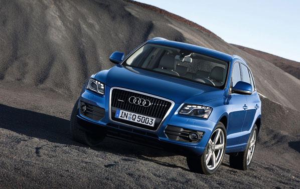 El nuevo Audi Q5