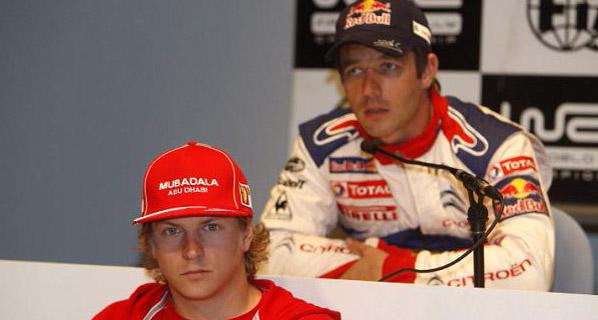WRC: Citroën ficha a Raikkonen