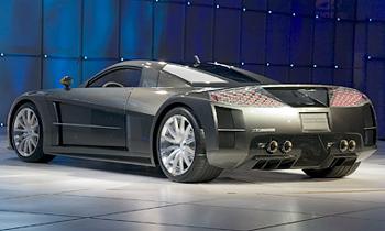 Chrysler en Detroit 2004