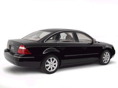 Ford en Detroit 2004