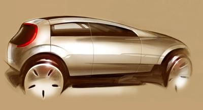 Detroit 2004: Nissan Actic