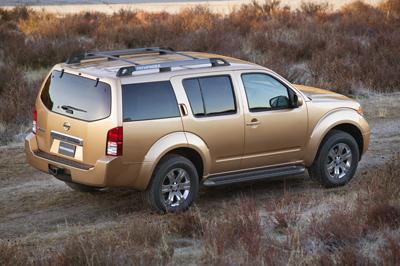 Detroit 2004: Nissan Pathfinder