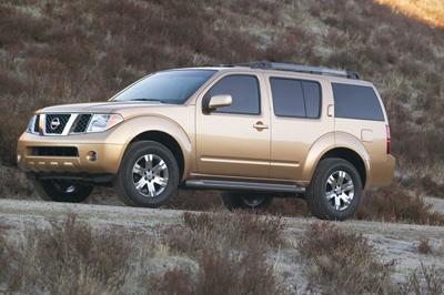 Nissan en Detroit 2004