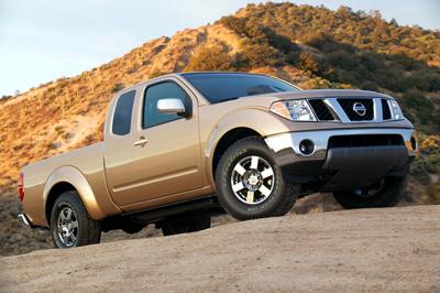 Detroit 2004: Nissan Frontier