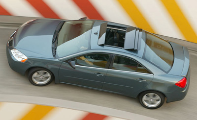 Pontiac en Detroit 2004