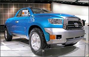 Toyota en Detroit 2004