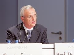 Martin Winterkorn asume la presidencia de Volkswagen