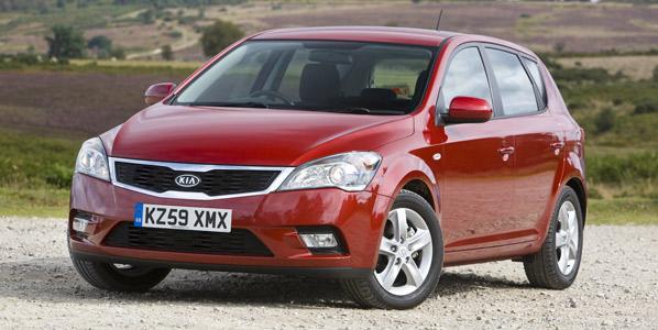 Kia: siete años de garantía en sus coches