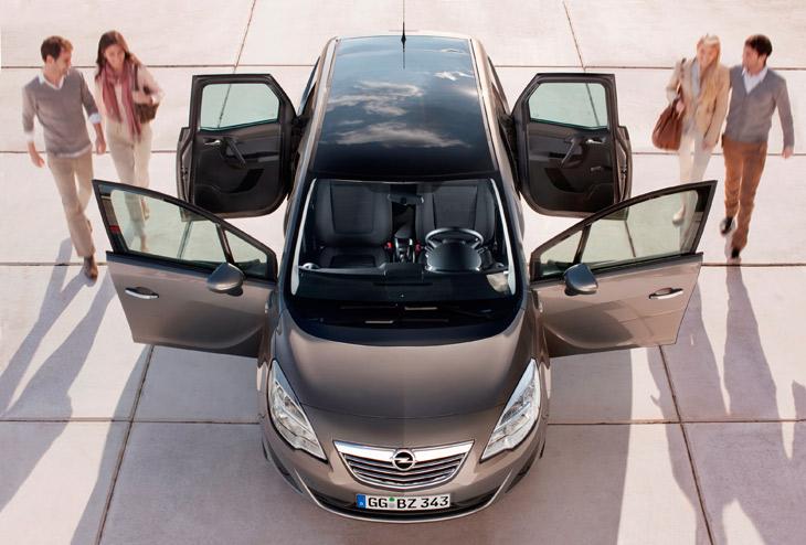 Opel Meriva 2010.