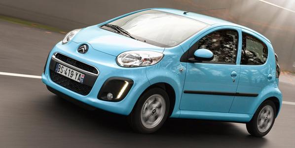 Nuevo Citroën C1
