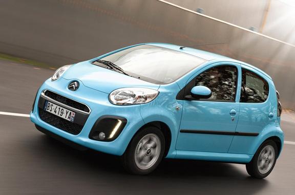 Citroën actualiza el C1