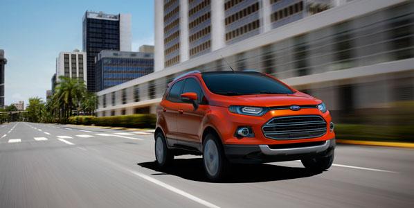 Ford EcoSport, llega el mini Kuga