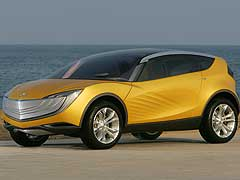 Mazda Hakaze, un concepto realista