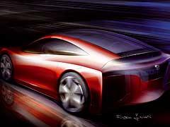 Honda Small Hybrid Sports Concepts