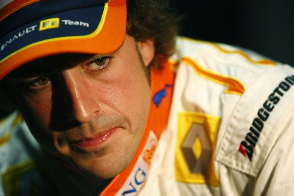 Alonso habla sobre la nueva temporada