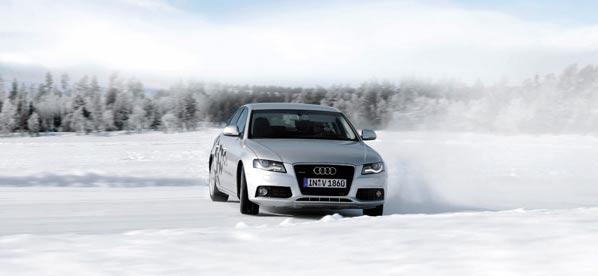 Los ocho trucos para conducir seguro sobre nieve