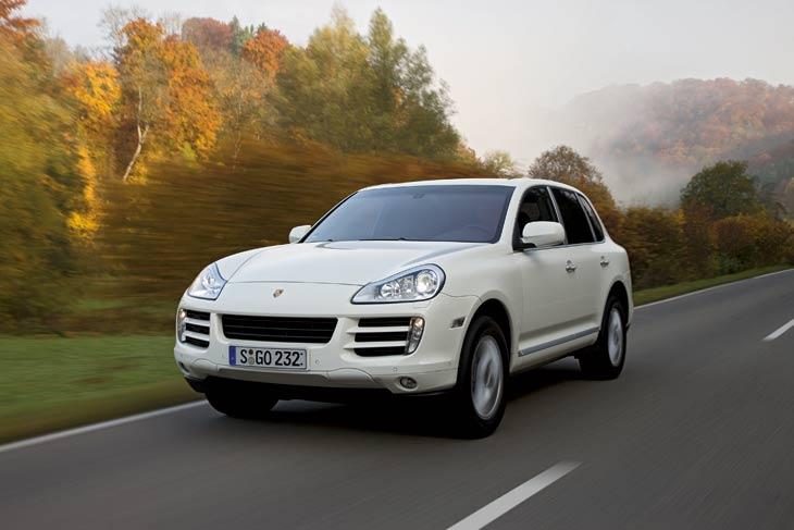 Contacto Porsche Cayenne Diesel