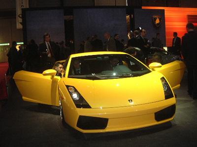 Lamborghini desvela el Gallardo en la cita suiza