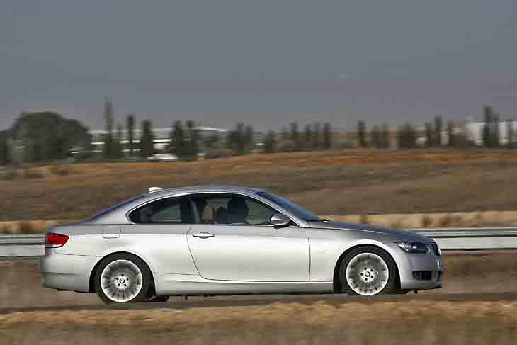 BMW 325 i Coupé 2007