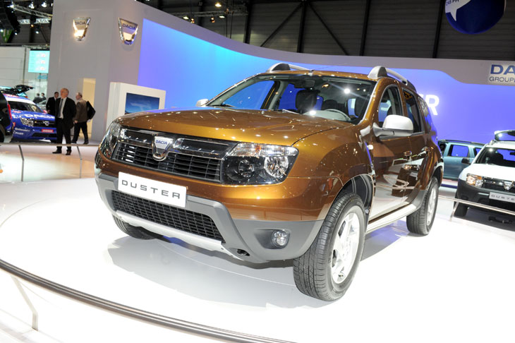 Dacia Duster, el 4x4 low cost.