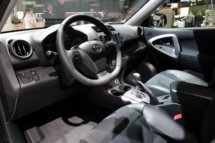 Toyota RAV4 Ginebra 2010