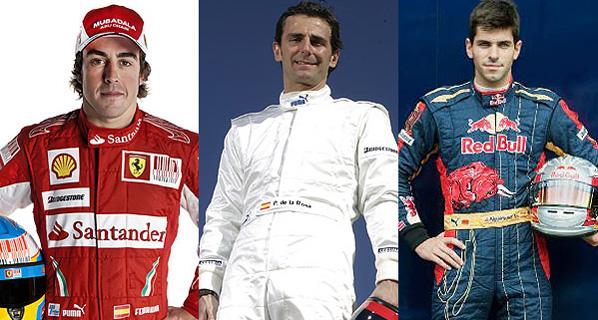 La F1 más española de la historia
