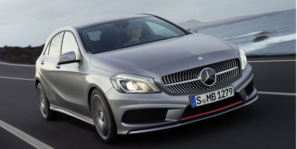 Mercedes Clase A