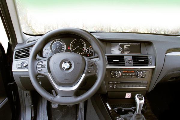BMW X3 20d xDrive y Land Rover Freelander 2.2 SD4 4WD